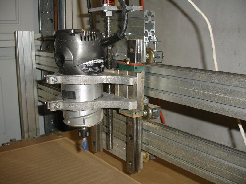My Garage Workshop Homemade Cnc Machine 2