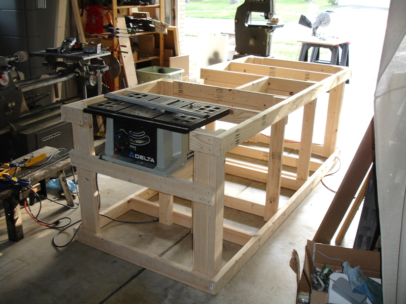 Work Bench Table Saw Router Table Saw Style Workbench With
