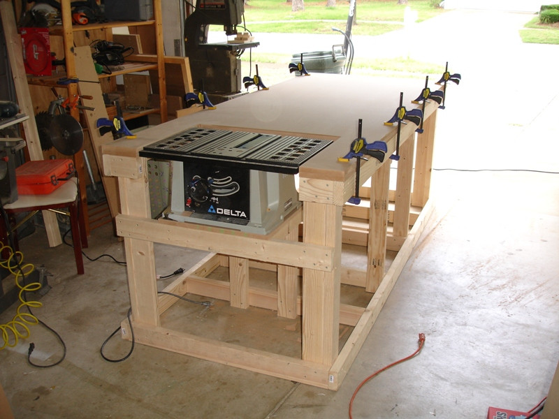 Excellent My Garage Workshop Ultimate Workbench Customarchery Wood Chair Design Ideas Customarcherynet