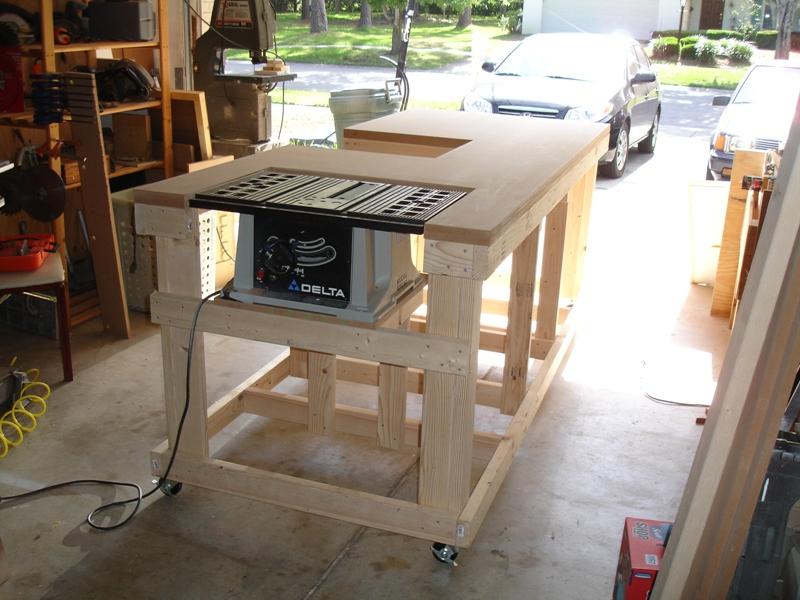 My Garage Workshop - Ultimate Workbench