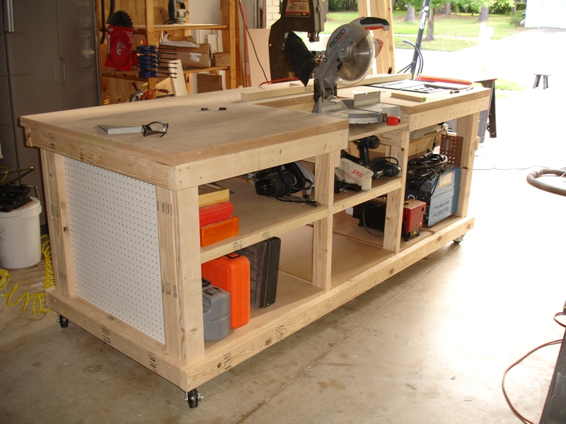 My Garage Workshop - Ultimate Workbench